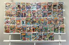 Copper Age Justice League Of America  Dc 50 Lot Comic Book Comics Set Run