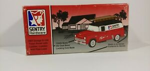 New Liberty Classic Sentry Hardware 57 Dodge D-100 Town Panel & Ladder, Bank