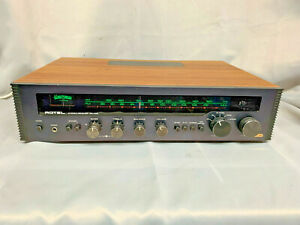Rare Vintage ROTEL RX-402 Stereo Receiver - Phono Input - Made in Japan