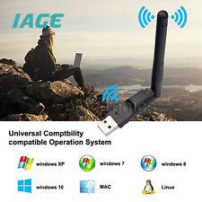 802.11n/g/b 50 Mbit/s Mini-USB-WLAN-Adapter-Netzwerk Ralink RT5370