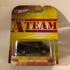 Hot Wheels Custom Gmc Panel Van The A Team S3