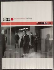 Wilco Summerteeth 1999 PROMO POSTER