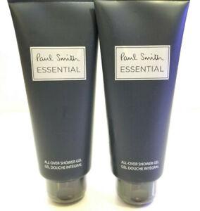 2x Paul Smith Essential XL LARGE 300ml, Luxury Body Wash All Over Shower Gel