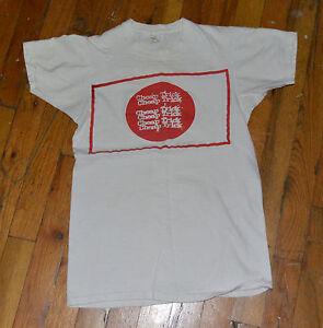 *1979 CHEAP TRICK* vintage rock band concert tour tee t-shirt (S) Rare 70s 80s