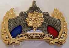 USMC Marine Security Guard Det MSG-Det DOS Paris France Europe 240th BDay Ball