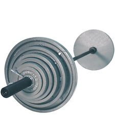 Troy USA Sports OSS-300B Olympic Weight Set with Olympic GOB-86 Black Bar - New