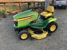 John Deere Riding Lawnmowers for sale | eBay