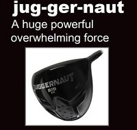 USGA BANNED ILLEGAL DRAW OFFSET SLICE KILLER REGULAR GRAPHITE HUGH 515cc DRIVER