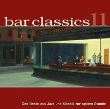 BAR CLASSICS 11 - LEONARD COHEN/CHET BAKER/MAX MUTZKE/CHRIS BOTTI/+  2 CD NEW+
