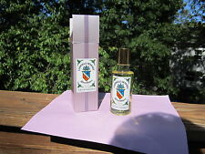 CASWELL MASSEY AURA of PATCHOULI AFTER SHAVE ~~NEW IN BOX~~3 oz GLASS BOTTLE~