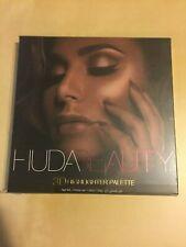Huda Beauty Golden Sands 3D Edition Highlighter Palette 1.06 oz/30g New In Box