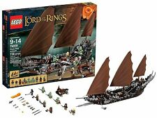 Lego 79008 The Lord Of The Rings Pirate Ship Ambush NEW