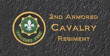 2nd Armored Cavalry Regiment  LP 264