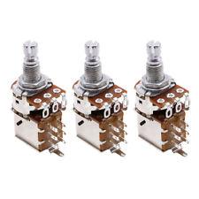 2pcs B250K-ohm Push-Pull-Gitarre Kontrolle Topf Potentiometer Für E-Gitarre