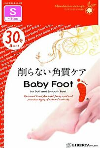 Baby Foot Easy Pack SP 2sheets for 30min size:S (Japanese Ver.)