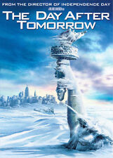 The Day After Tomorrow (DVD, 2005, Canadian Release Widescreen)