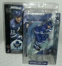 McFarlane Sports Picks - Mats Sundin, Toronto Maple Leafs  Action Figure - NIB