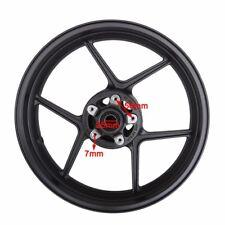 Black Front Wheel Rim Kawasaki ZX6R 2005-2012 ZX10R 2006-2009
