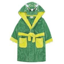 Pyjamas verts en polyester pour garçon de 2 à 16 ans