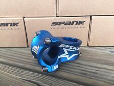 SPANK SPIKE RACE STEM 50mm 31.8 Blue