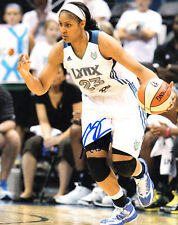 GFA Minnesota MVP Lynx * MAYA MOORE * Signed 8x10 Photo COA