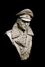 200mm 1/9 Obergruppenfuhrer Wilhelm Bittrich. Op Market Garden.Arnhem resin bust