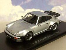 Porsche 911 Turbo 3.3 Año Fabricación 1988 Silber 1 43 Kyosho