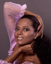 "Diana Ross 10"" x 8"" Photograph no 36"