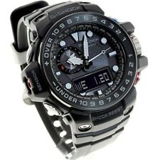 CASIO G-SHOCK GULFMASTER GWN-1000B-1AJF  Multiband 6 Men's Watch New in Box
