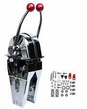 Dual/Twin Lever Shifter Remote Control Teleflex Morse 308602 MT3 88-3205