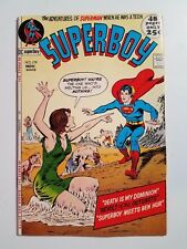 Superboy #179 VF/NM (DC,1971) Lex Luthor, Ben Hur and The Kents!