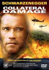 Collateral Damage - Action / Thriller / Crime - Arnold Schwarzenegger - NEW DVD