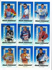1997 Pinnacle TEAM PINNACLE BLUE #5 Terry Labonte BV$8!! SCARCE!