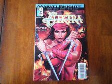 Elektra Modern Age Daredevil Comics