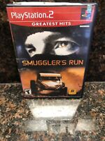Smuggler's Run for Playstation 2 Greatest Hits PS2  Game