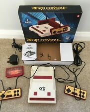 Orb Gaming Retro Console, 2 Controllers, 400+ 16Bit Games -