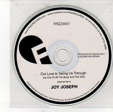(EH144) Joy Joseph, Our Love Is Taking Us Through - 2008 DJ CD