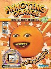 Annoying Orange Super Interactive Annual: 2014 by Pedigree Hardback, Hardcover