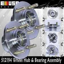 2 PCS REAR WHEEL HUB BEARING fit01-06 Hyundai Elantra GLS Sedan 4D w/oABS 2.0L