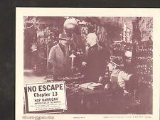 1957 MOVIE LOBBY CARD #3-1315 -HOP HARRIGAN - SERIAL CH13
