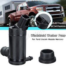 Windshield Washer Pump Kit 7L8Z17664A 8C3417664AA For Ford F150 F250 F350 F450