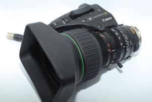 Canon YJ20x8.5B4 KRS SX12 Zoom Lens Suitable for 2/3 broadcast cameras