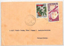 CA276 1978 Cameroon MONASTERY *Bafoussam* Airmail Cover MISSIONARY VEHICLES PTS