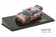 Hyundai i20 WRC  Thierry Neuville  Rallye Monte Carlo 2019  1:43 IXO RAM 700 NEU