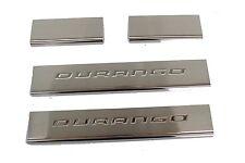 2011 2012 2013 DODGE DURANGO STAINLESS STEEL DOOR SILL GUARDS MOPAR 82212281