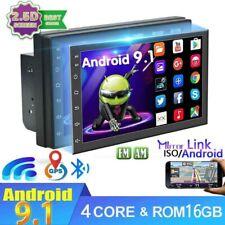 Andriod 9.1 GPS Navi 7'' Autoradio Stereo 2 Din GPS Navi MP5 BT WIFI FM Radio