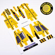 CUSTOM sticker for LEGO 8043 Technic Motorized Excavator, Premium quality