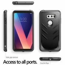 Case For LG V30 | Poetic Rugged Shockproof Dual Layer Cover