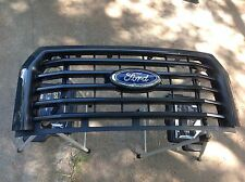 2015, 2016 F-150 FACTORY PAINTED OEM FRONT GRILLE SHELL STL LITHIUM