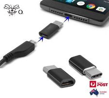 MICRO USB 3.1 Type-C Male to Micro USB Female Converter USB-C Cable Adapter